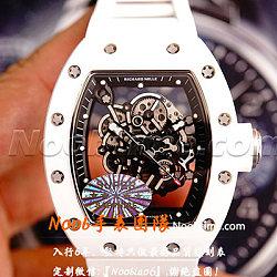 KV廠理查德米勒RM055陶瓷復刻表「亂真」價格/圖片